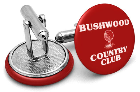 Caddyshack Bushwood Country Club Cufflinks