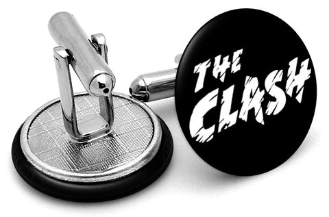 The Clash Cufflinks