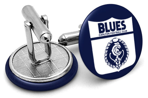 Carlton Blues 80s Cufflinks