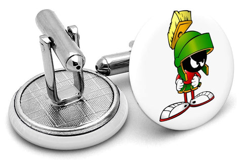 Marvin the Martian Cufflinks