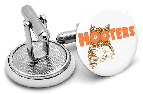Hooters Logo Cufflinks