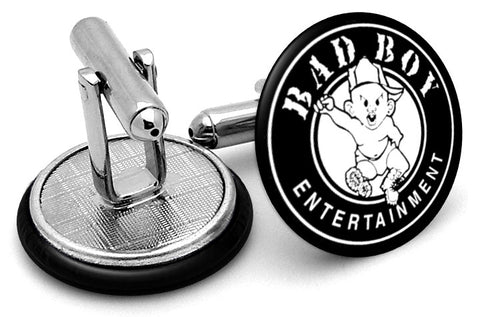 Bad Boy Entertainment Cufflinks