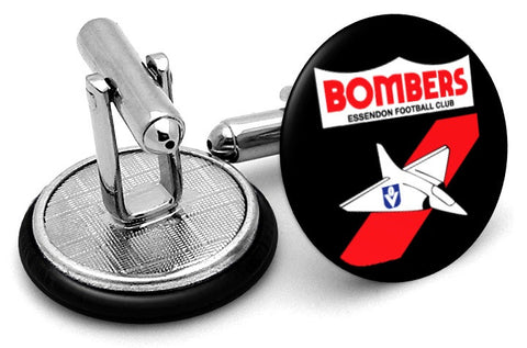 Essendon Bombers 80s Cufflinks