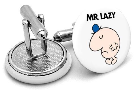 Mr Lazy Cufflinks