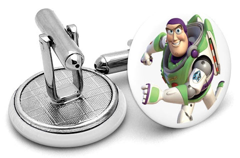 Toy Story Buzz Lightyear Cufflinks
