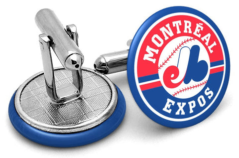 Montreal Expos Vintage Cufflinks