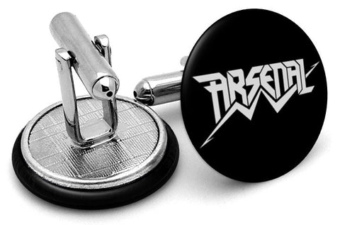 Arsenal Rock Ages Cufflinks