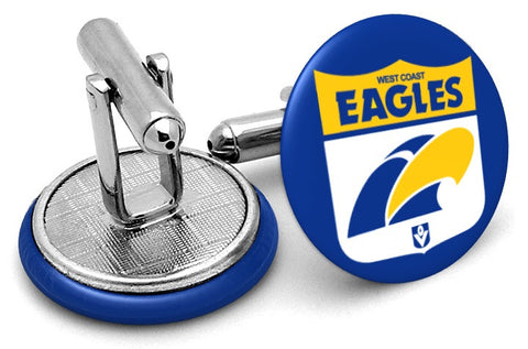 West Coast Eagles 80s Cufflinks