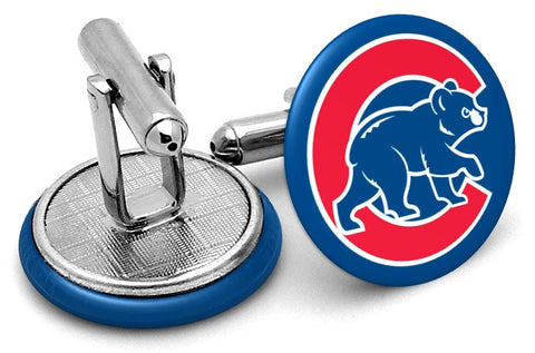 Chicago Cubs Alternate Cufflinks