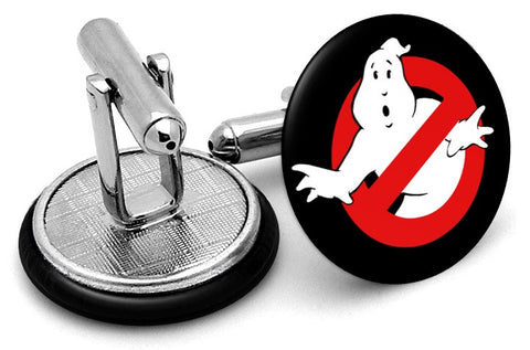 Ghost Busters Cufflinks