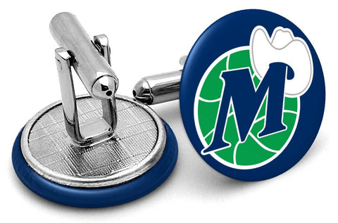 Dallas Mavericks Alternate Cufflinks
