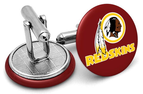 Washington Redskins Alternate Cufflinks