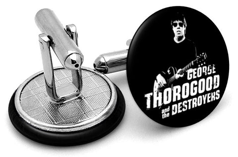 George Thorogood and the Destroyers Cufflinks