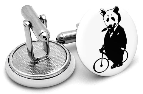 Bear Market Cufflinks