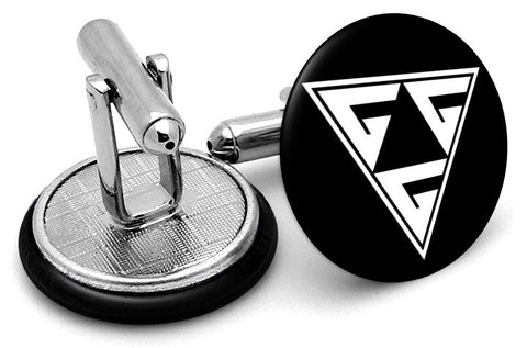 Gideon Graves Scott Pilgrim Cufflinks