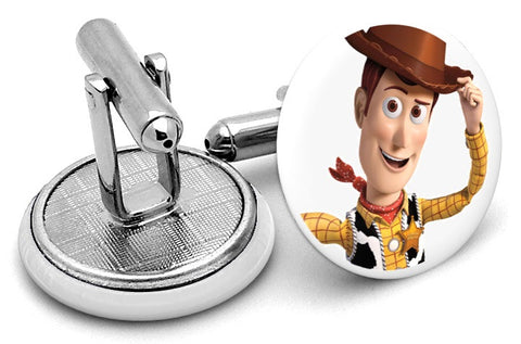 Toy Story Woody Cufflinks