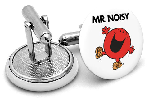 Mr Noisy Cufflinks