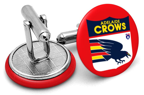 Adelaide Crows 80s Cufflinks