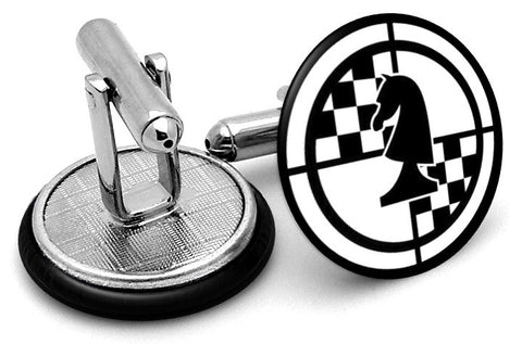 Checkmate DC Comics Cufflinks
