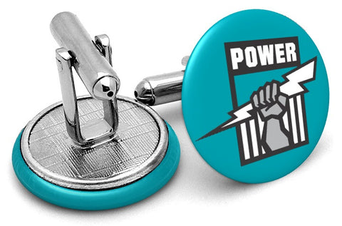 Port Adelaide Cufflinks