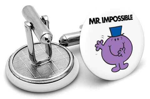 Mr Impossible Cufflinks