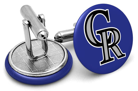 Colorado Rockies Cufflinks
