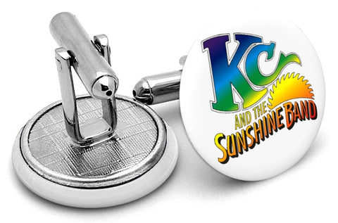 KC Sunshine Band Cufflinks