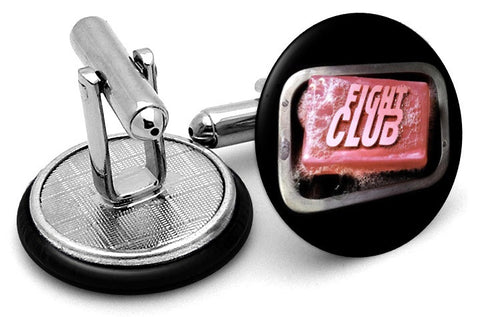 Fight Club Soap Cufflinks