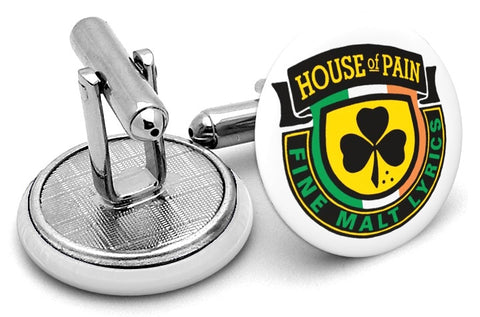 House Of Pain Cufflinks