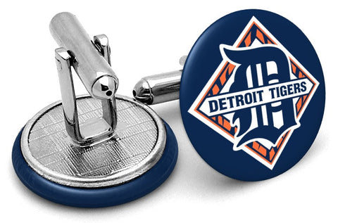 Detroit Tigers Alternate Cufflinks