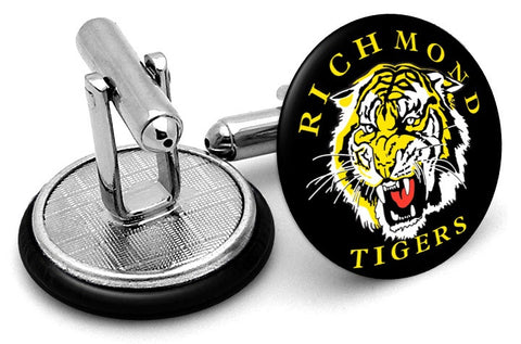 Richmond Tigers Cufflinks