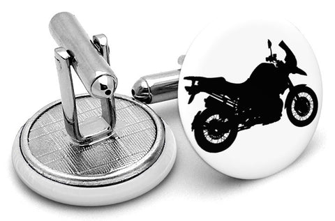 Motorcycle Bike Cufflinks