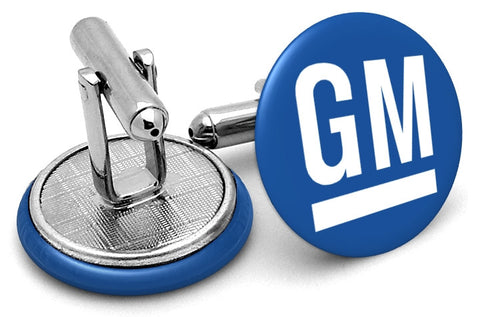 GM Logo Cufflinks