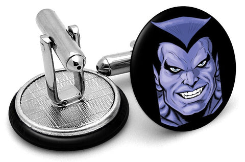Beast Portrait Cufflinks
