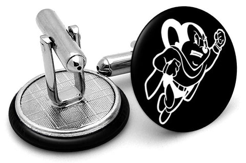 Mighty Mouse Alternate Cufflinks