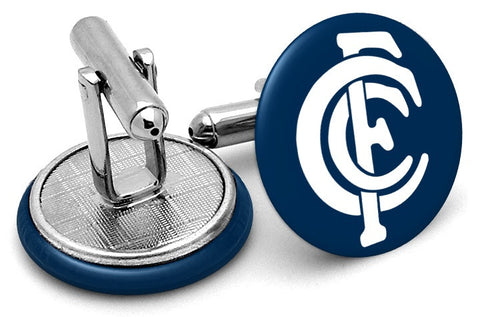 Carlton Blues Cufflinks