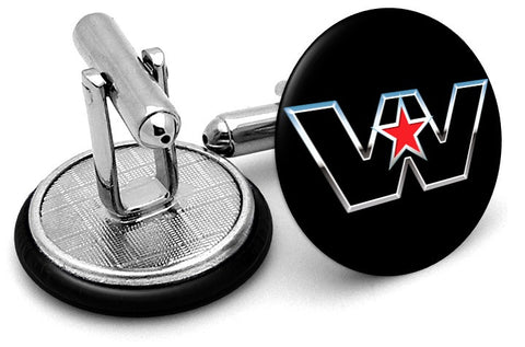 Western Star Trucks Cufflinks