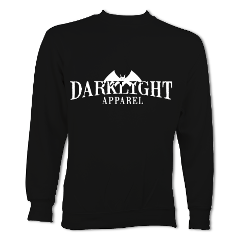 Darklight Logo Sweatshirt Black