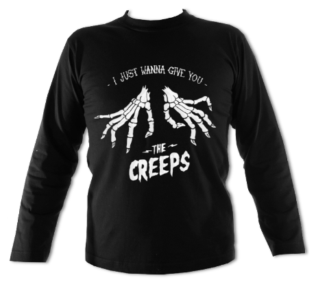 The Creeps Long Sleeve Tee