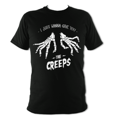 The Creeps Tee