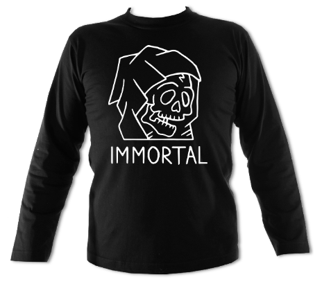 Immortal Long Sleeve Tee