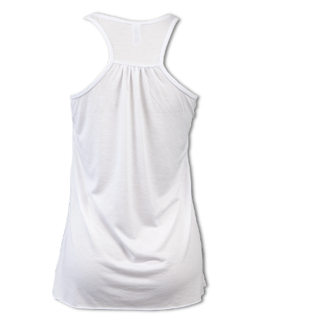 Darklight Logo Vest White