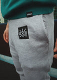 Face Off Sweatpants Heather Grey