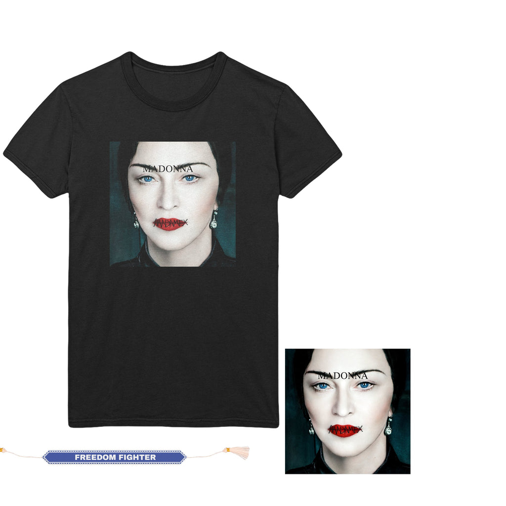 Madame X Album Cover Tee & CD