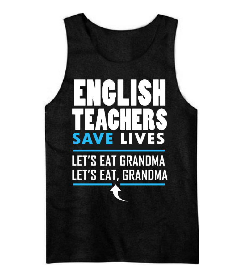 English Teachers Save Lives