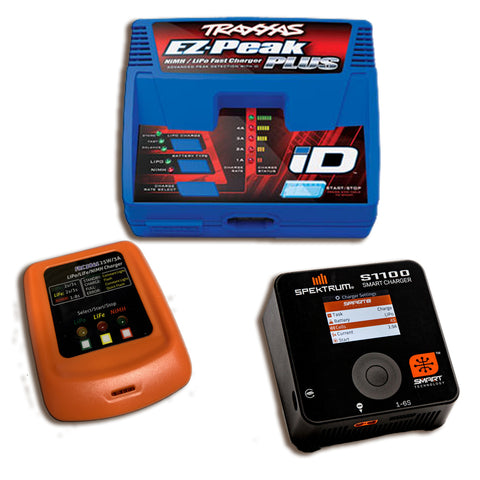 Battery Charger & Accessories