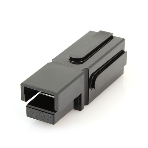 F Connector Black Housing