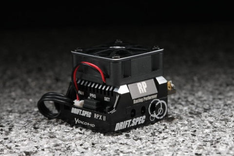 YOKOMO Racing Performer Competition Brushless ESC (BL-RPX2D)