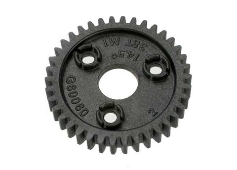 3954: Traxxas Spur Gear, 38-Tooth (1.0 metric pitch)