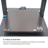 Artillery Sidewinder X1 3D Printer - Certified Renewed - V4